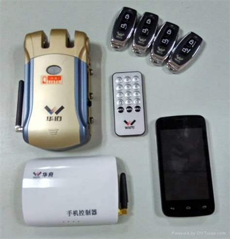 Remote Door Lock Home by Remote Door Lock Wf 008 Wafu China