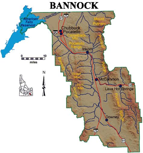 Bannock County Court Records Offender Registry Moscow Idaho