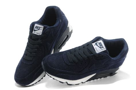 navy blue athletic shoes salomon new nike air max 90 vt twill running shoes