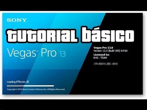 youtube tutorial vegas pro 13 tutorial de como usar o sony vegas pro 13 0 super b 193 sico