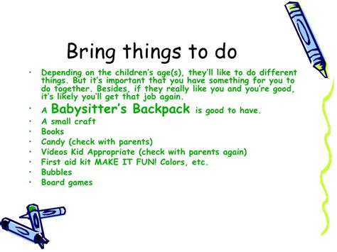 10 Things To Do When Babysitting by Things To Bring To A 28 Images What To Bring Top 10
