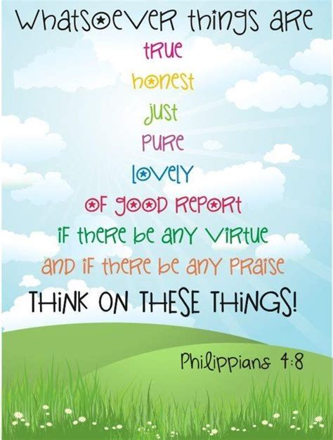 think on these things intentional thoughts with scripture books philippians 4 8 kjv bible sayings
