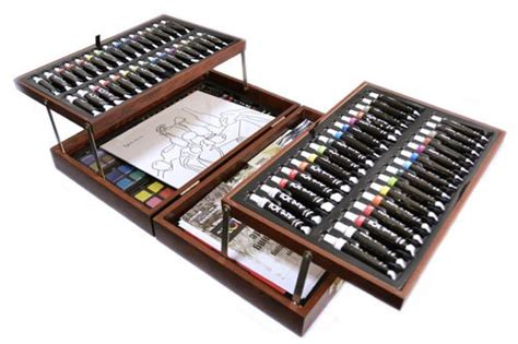 Drawing Set by 101 156 Artist S Suite Painting Drawing Set