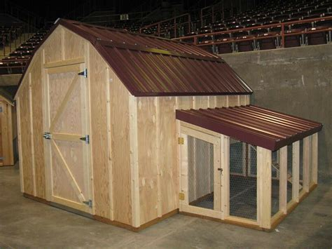 chicken coop plans  material list  poultry barn