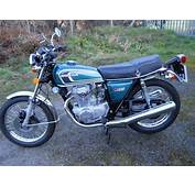 Honda Cb 250 G5 SOLD 1975  Car And Classic