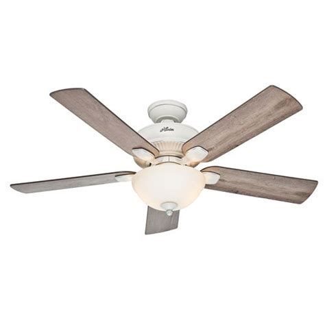hunter 5409 matheston large room ceiling fan with light