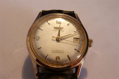 Tissot Visodate T 12 17 Jewels looking for a special tissot visodate cing 1954 55