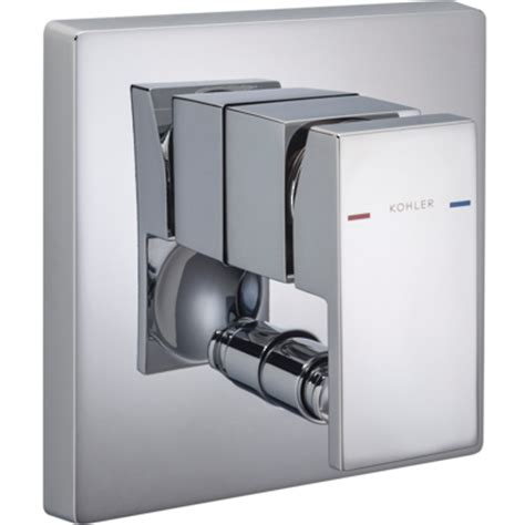Kohler Bathroom Tapware Loure Bath And Shower Mixer With Diverter Loure