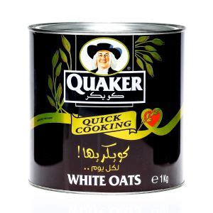 Quaker Cooking 1 Kg Quaker Cooking White Oats In Tin 1 Kg Price
