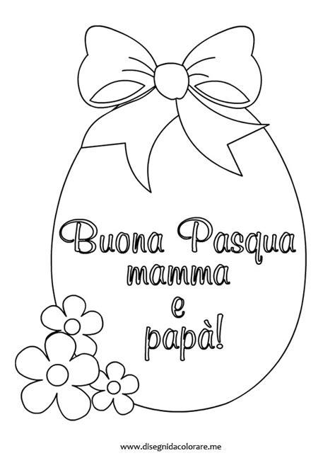 lettere di pasqua per i genitori auguri di buona pasqua per genitori disegni da colorare