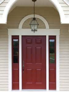 front door colors for white house shades of red daley decor with debbe daley