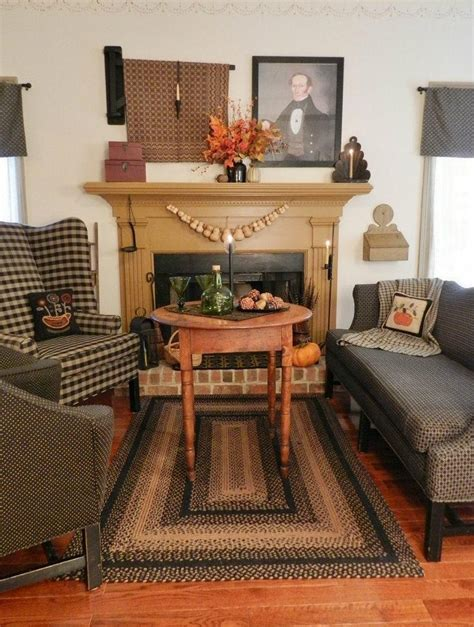 Primitive Living Room Furniture 60 Best Living Room Furniture I Images On Primitive Furniture Prim Decor And