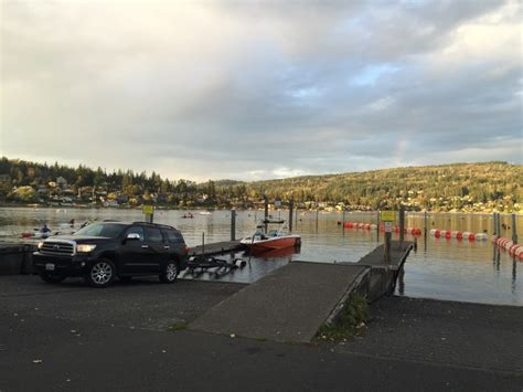 lake whatcom boat launch bloedel donovan boat launch to temporarily close for