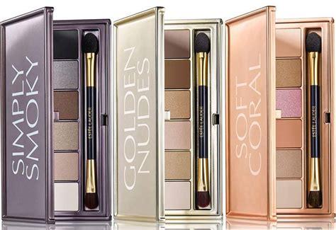 Eyeshadow Palette Estee Lauder estee lauder eyeshadow and lip palettes for 2018
