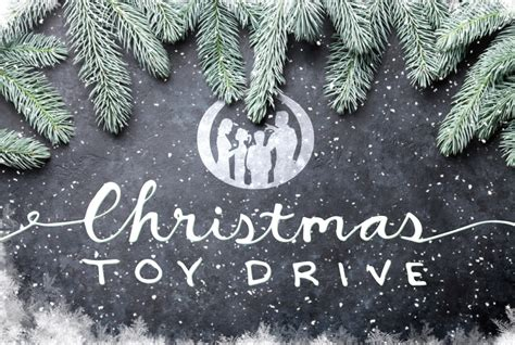 Christmas Toy Drive Sheridan House Family Ministries