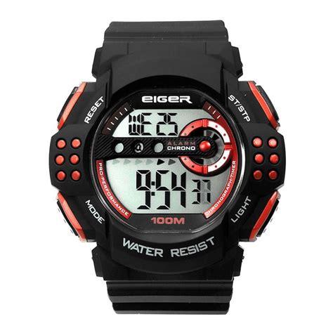Jam Tangan Swiss Army Adventure jam tangan outdoor jam tangan eiger seri iyw085 jam