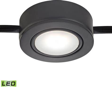 alico cabinet lighting alico mle401 5 31 tuxedo swivel contemporary black led