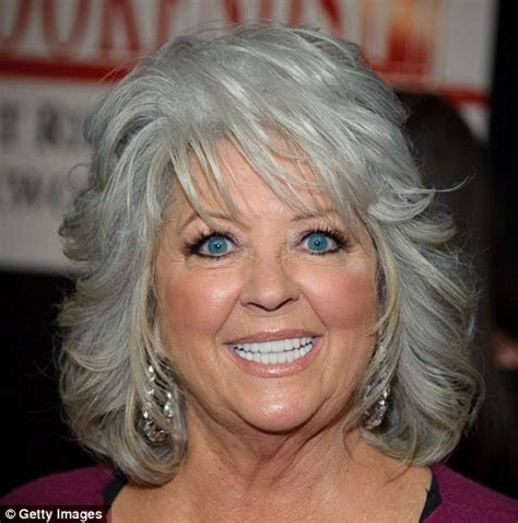 paula deen hairstyles gallery anthony bourdain slams paula deen for making money from