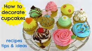 video how to decorate fun amp professional cupcakes at
