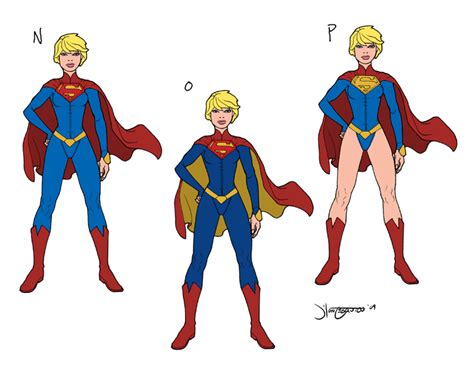 icon boat justice league super girl costume designs n p by rc draws on deviantart
