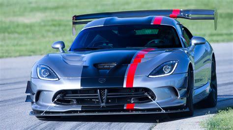 new 2016 dodge viper acr fastest viper