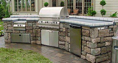 Outdoor Kitchen Countertop Ideas by The Best Outdoor Kitchen Countertops For Your Outdoor Kitchen