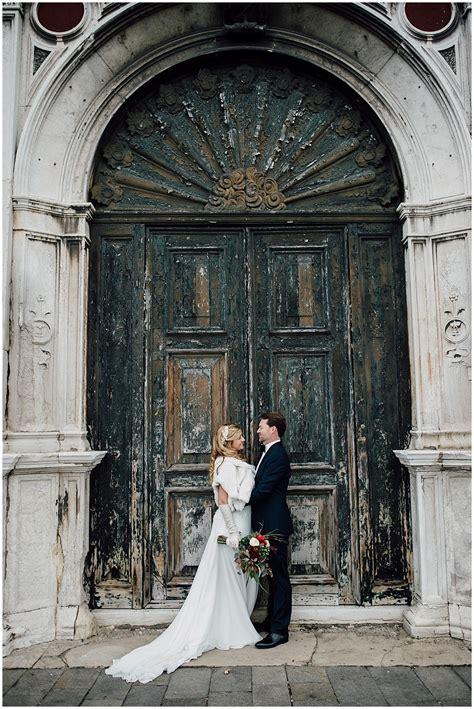 Winter Wedding in Venice // Wedding photographer   Serena