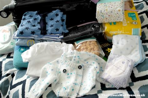 elective c section hospital bag packing my hospital bag ready for my caesarean section