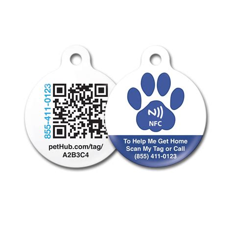 puppy id tags nfc wireless communication technology embedded into pethub s award winning pet