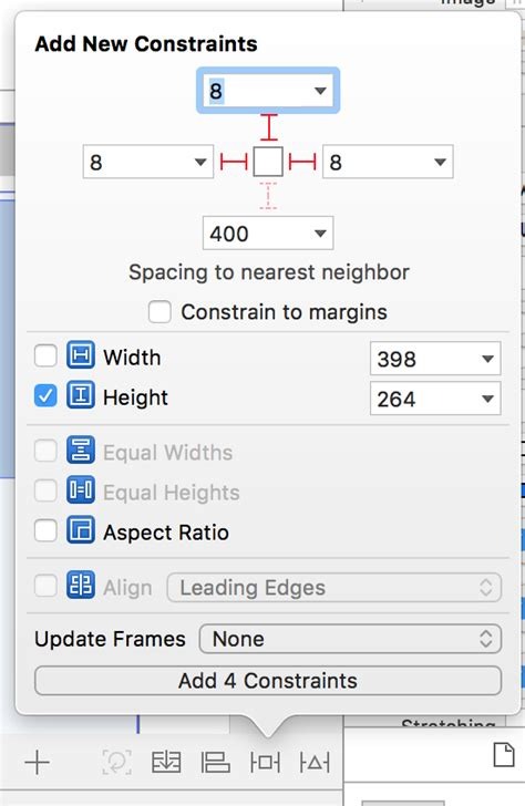 java layout fill width ios how to set fill width and custom height in layout
