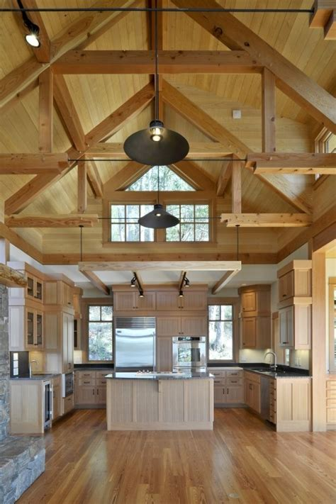 ideas exposed beam ceiling with hanging l decor ideas 20 best images about floors ceilings on pinterest