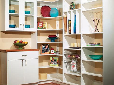 Corner Pantry Storage Solutions by Pantry Storage Solutions Closets