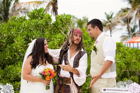 Cruise And Vows by Omg Can I Captain Sparrow Officiate Our Renewal