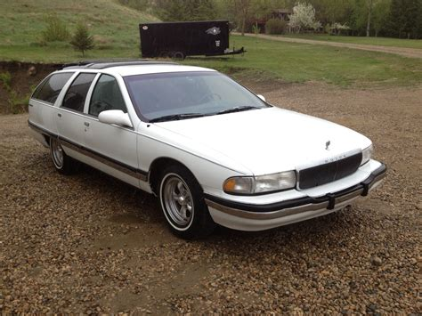 1995 buick roadmaster wagon pictures information and