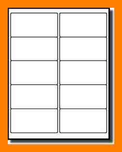 avery 5163 template word 7 5163 avery template time table chart