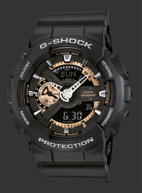 Gshock Ga 110rg g shock watches specials