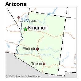 best places to live in kingman arizona