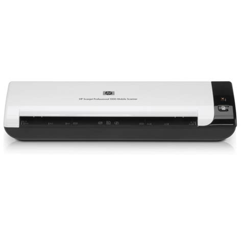 scanner mobile scanner mobile hp scanjet professional 1000 l2722a