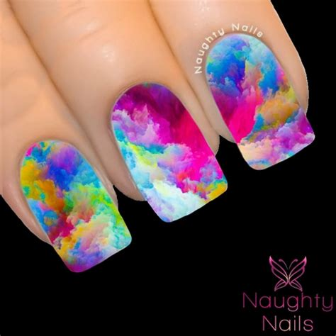 cloud nine tattoo cloud nine oracle collection cover nail water