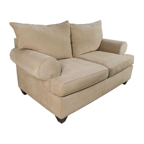 raymour and flanigan loveseats 66 off raymour and flanigan raymour flanigan beige