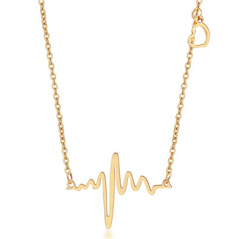 pendant l with chain little known ways to heart beat makeup brushes tools