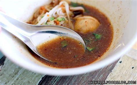 the boat noodle boat noodle the halal food blog