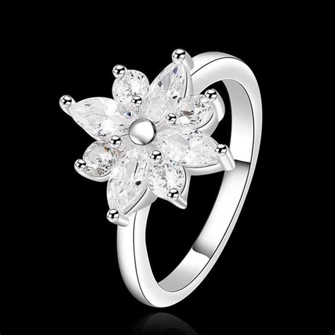 r494 wholesale 925 sterling silver ring 925 silver