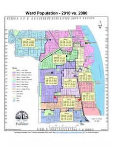 Chicago Alderman Map by Alderman Chicago Map