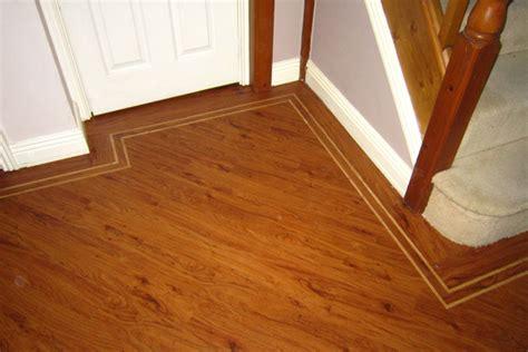 Halls Vinyl Flooring by Karndean Knightile Kp107 Fitted In Hallway In West Sussex