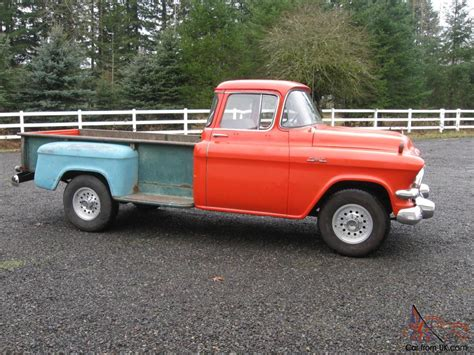 1957 gmc truck 1957 gmc custom cab truck with 350 chevy v8 4spd