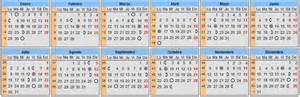 Lunar Eclipse Calendar 2018 Calendario Lunar Embarazo 2018 Calendarios De Embarazo