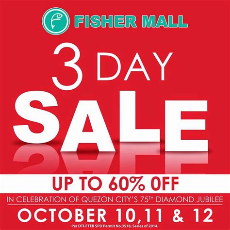 day sale fisher mall 3 day sale 2014 quezon city manila on sale