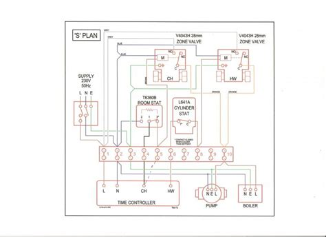 honeywell y plan wiring diagram pdf efcaviation