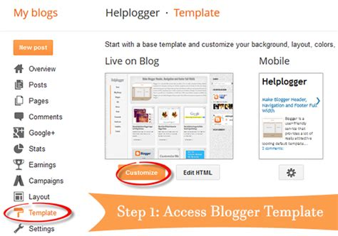 css templates for blogger how to center the blogger header image helplogger